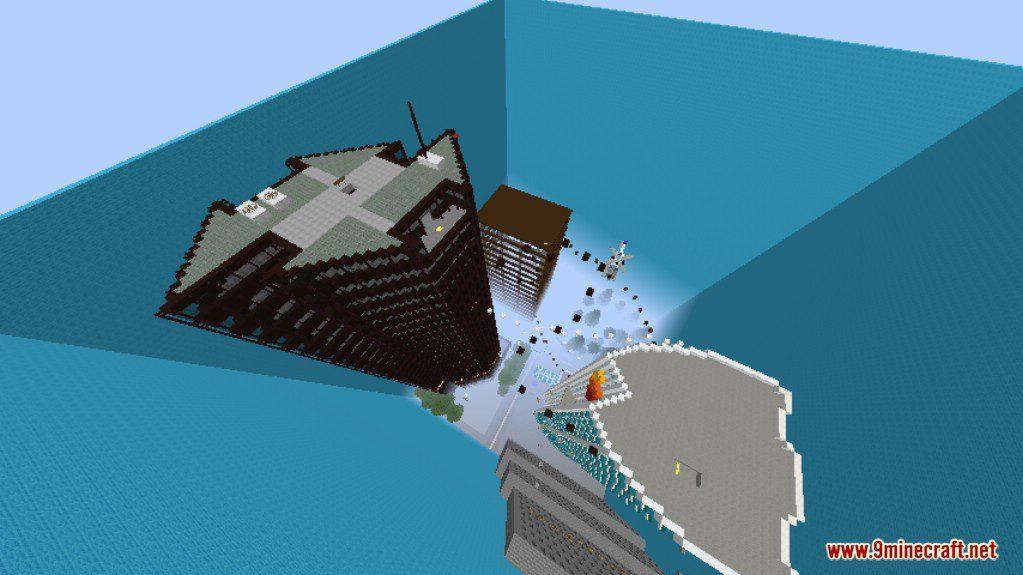 City Parkour Map Screenshots 3