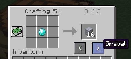 Crafting EX Mod Screenshots 1