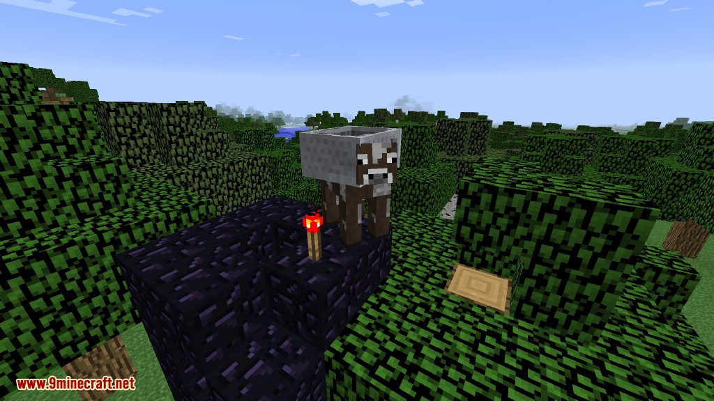 Creeper Lucky Block Mod Screenshots 15