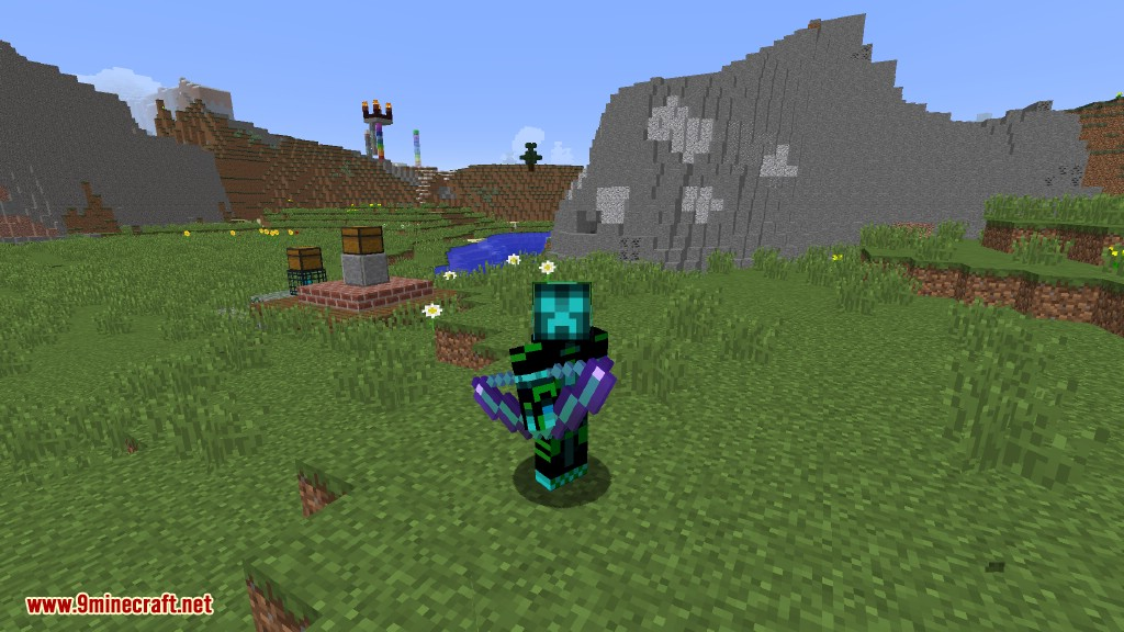 Creeper Lucky Block Mod Screenshots 18