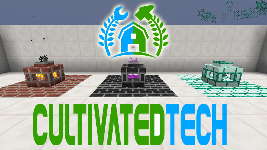 Cultivated Tech Mod 1.12.2 Download