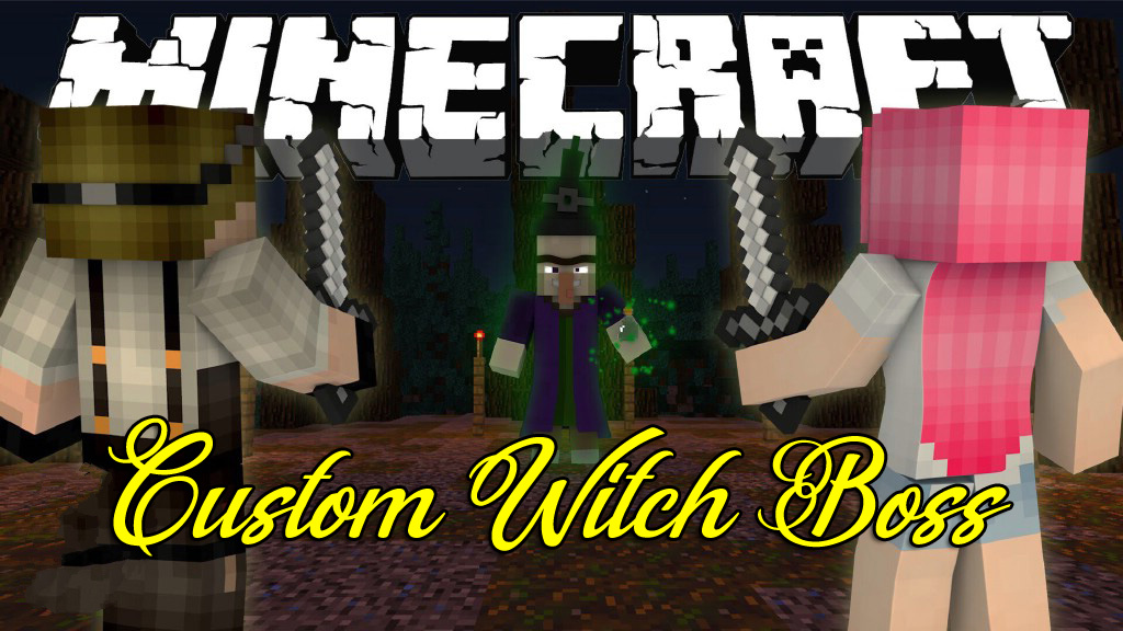 Custom Witch Boss Map Thumbnail