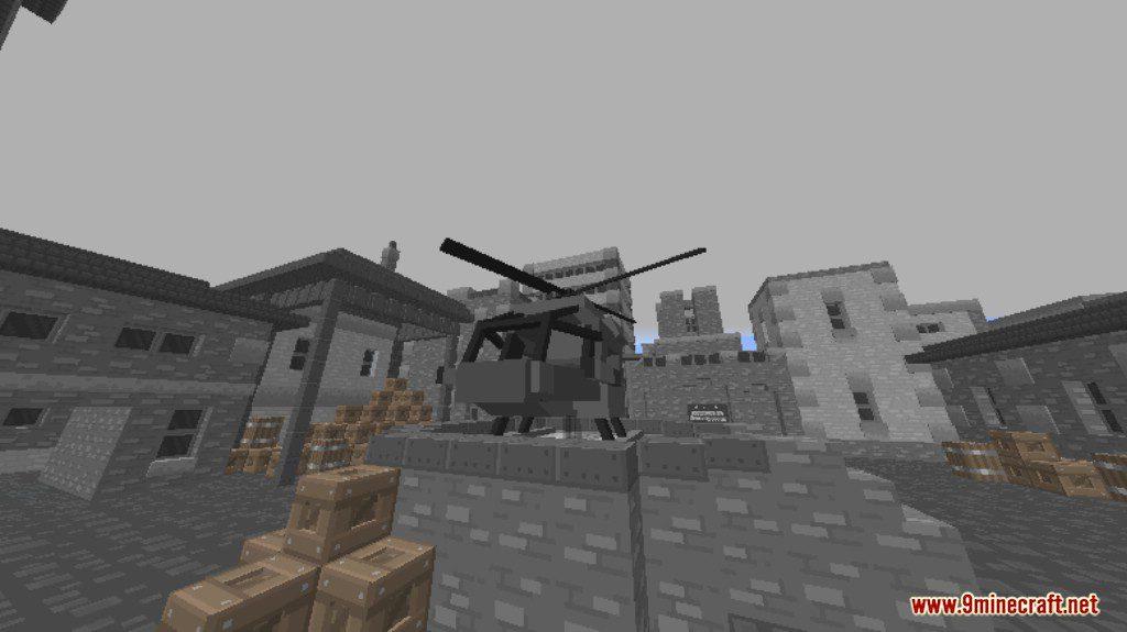 Downtown Destruction Map Screenshots 1