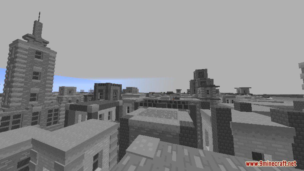 Downtown Destruction Map Screenshots 10