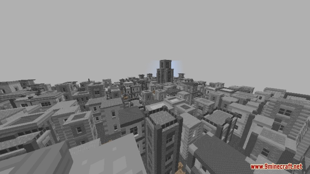 Downtown Destruction Map Screenshots 11
