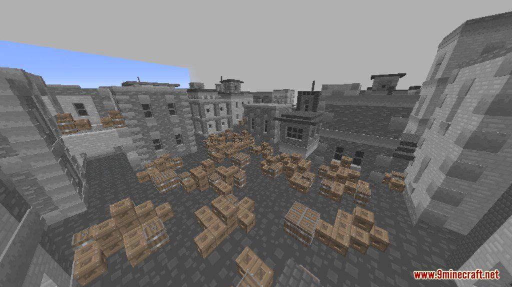 Downtown Destruction Map Screenshots 12