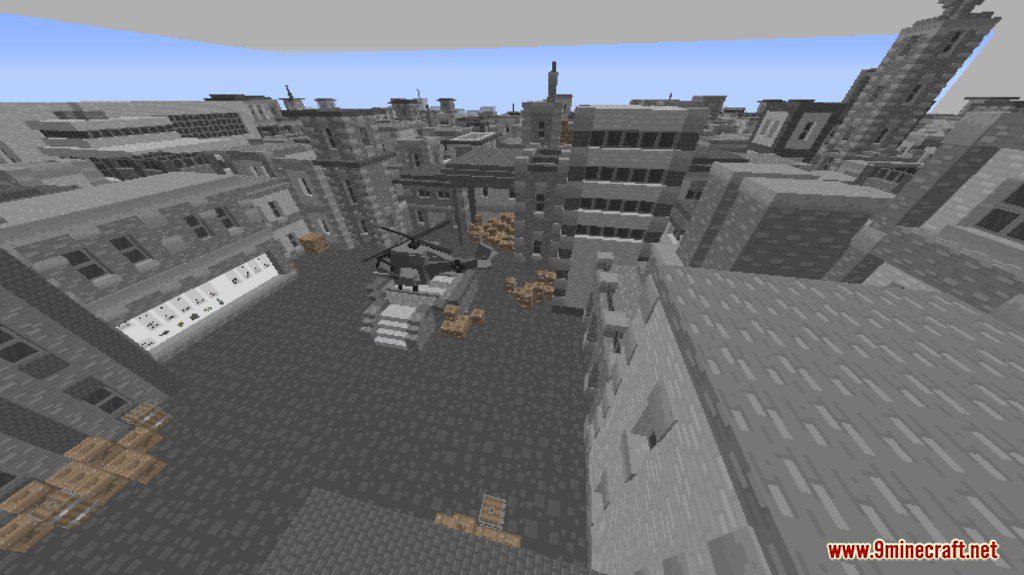 Downtown Destruction Map Screenshots 3