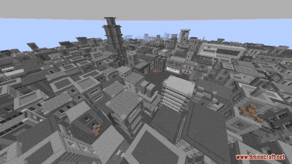 Downtown Destruction Map Screenshots 4