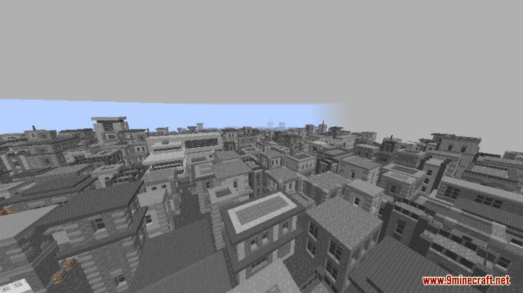 Downtown Destruction Map Screenshots 6