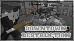 Downtown Destruction Map Thumbnail