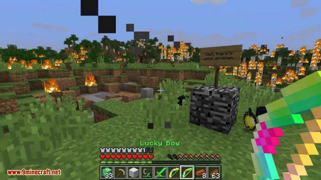 Emerald Lucky Block Mod Screenshots 10