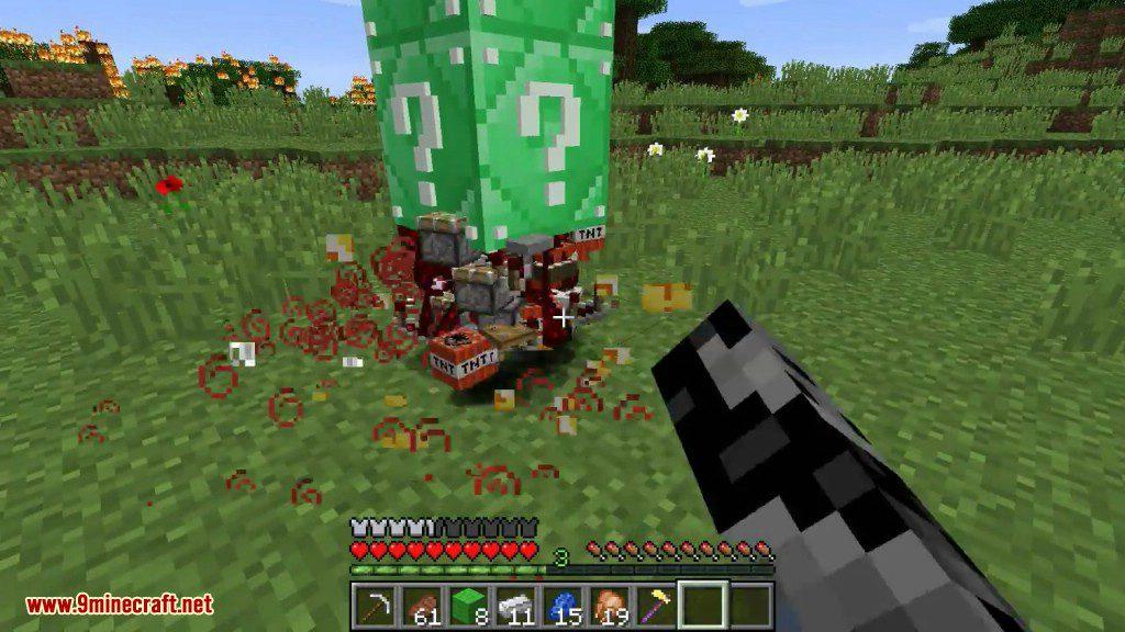 Emerald Lucky Block Mod Screenshots 13