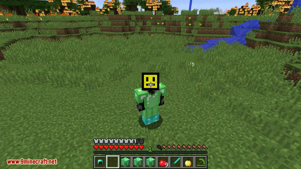 Emerald Lucky Block Mod Screenshots 16