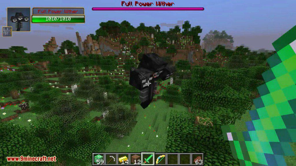 Emerald Lucky Block Mod Screenshots 5