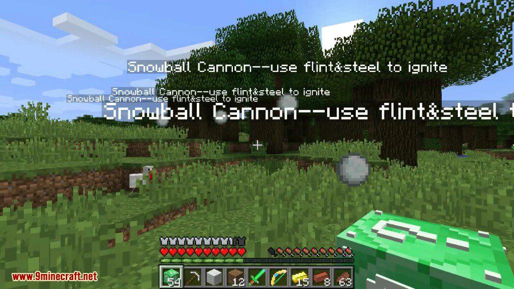 Emerald Lucky Block Mod Screenshots 6