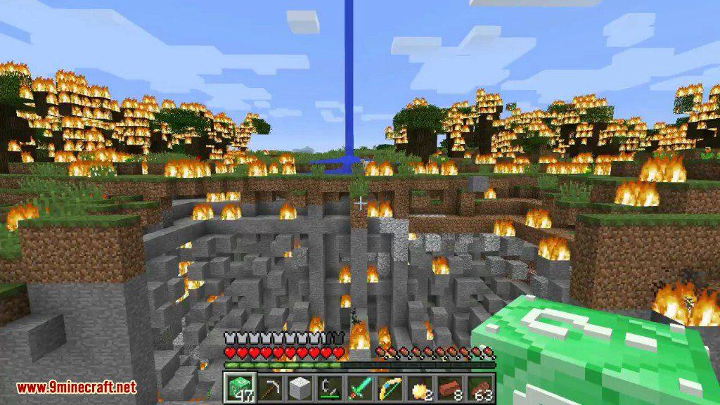 Emerald Lucky Block Mod Screenshots 8