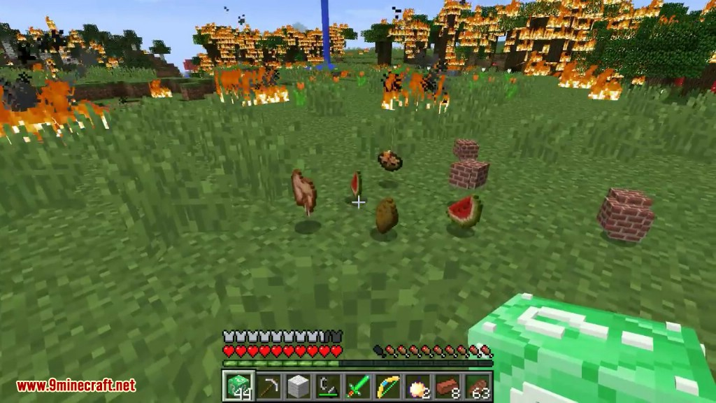 Emerald Lucky Block Mod Screenshots 9