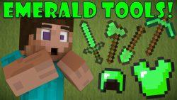Emerald Tools Mod