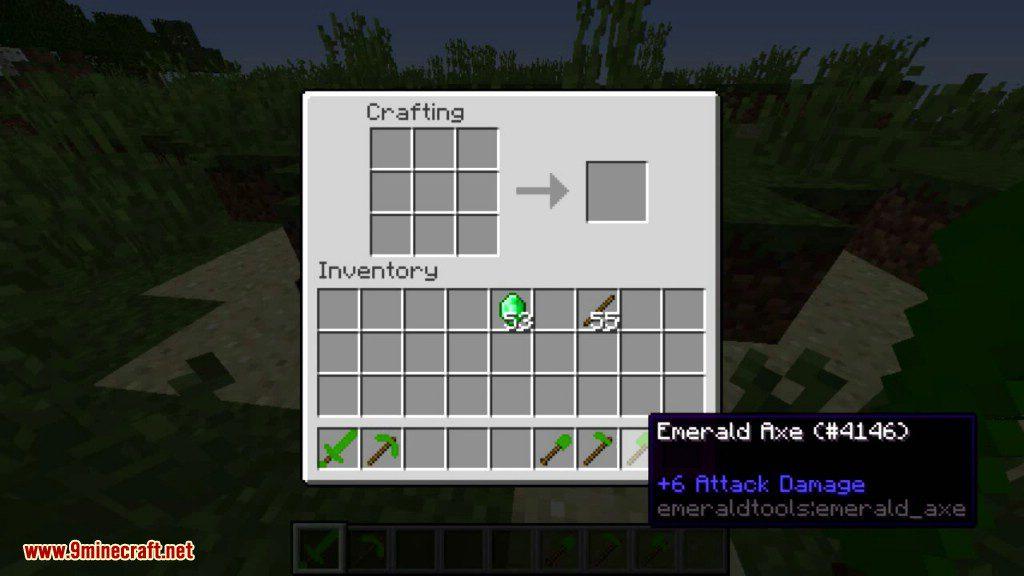 Emerald Tools Mod Screenshots 2