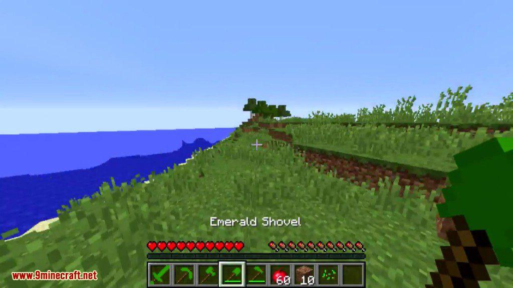Emerald Tools Mod Screenshots 7