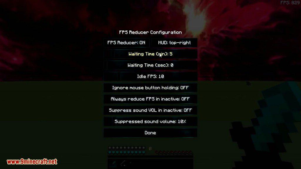 FPS Reducer Mod Screenshots 1