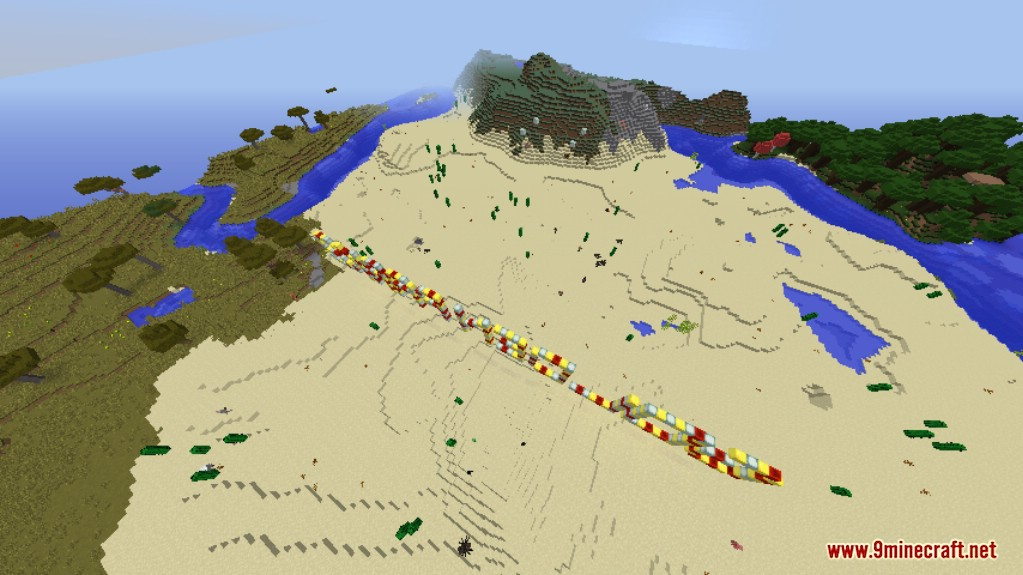 Golden Park 2 Map Screenshots 2