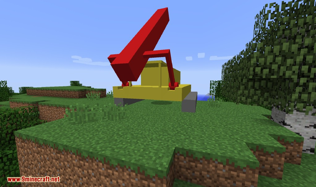 Heavy Machinery Mod Screenshots 6