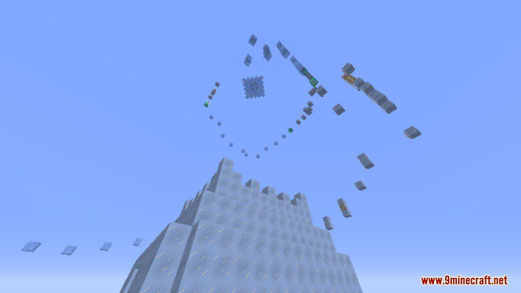 Ice Parkour Map Screenshots (12)