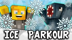 Ice Parkour Map Thumbnail
