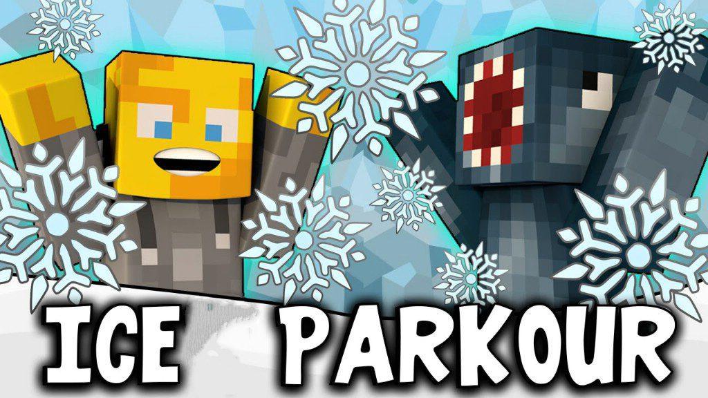 Ice Parkour Map Thumbnail