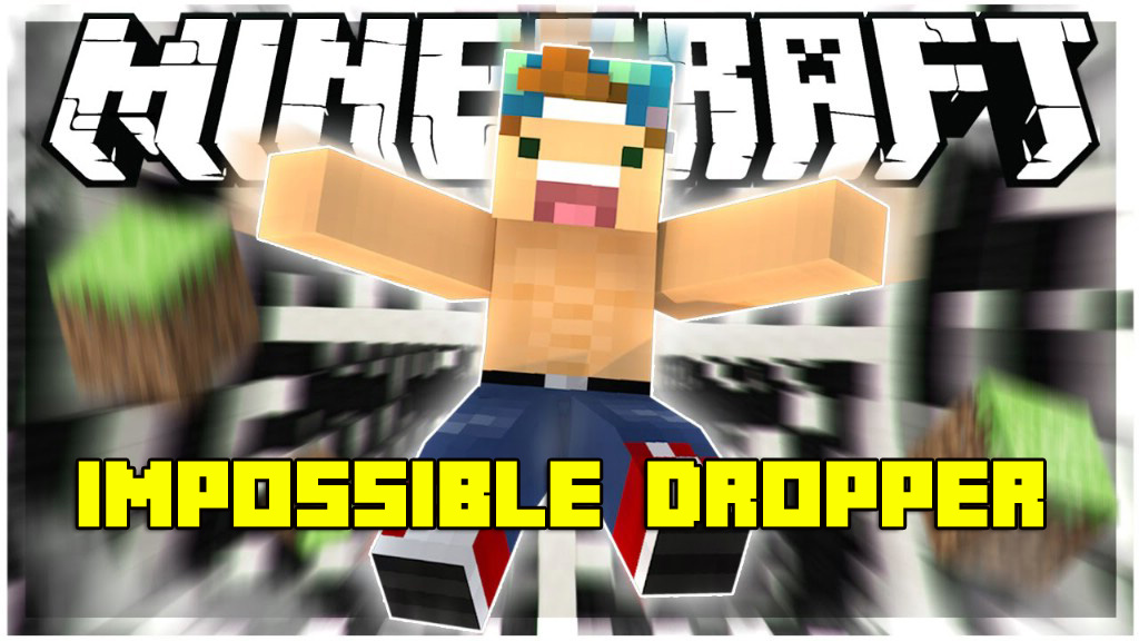 Impossible Dropper Map 1.12.2/1.12 Download