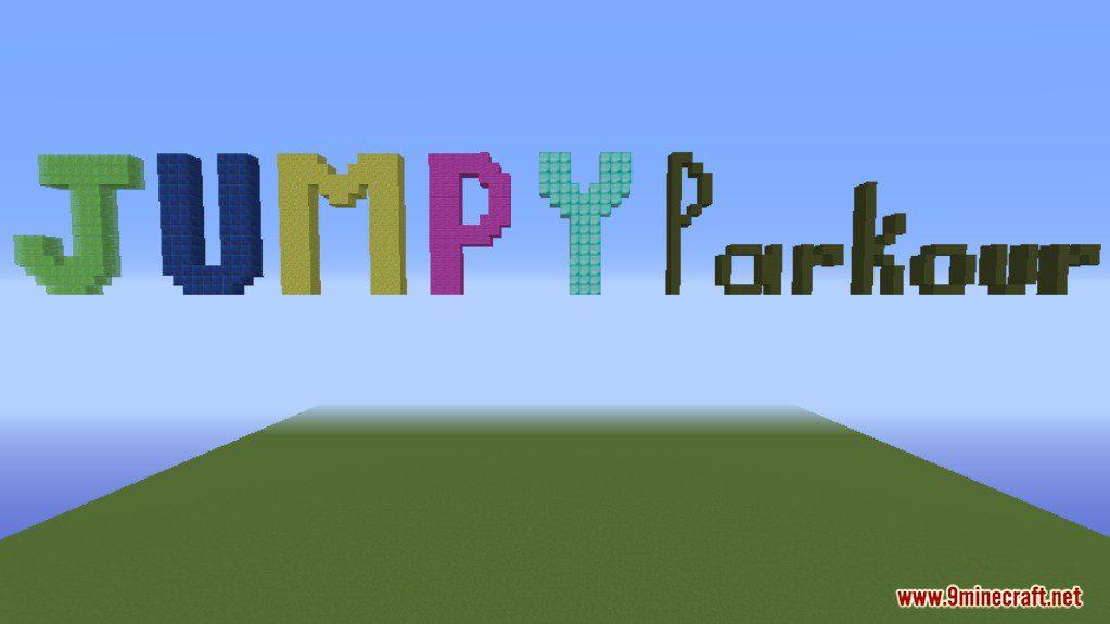 Jumpy Parkour Map Screenshots 1