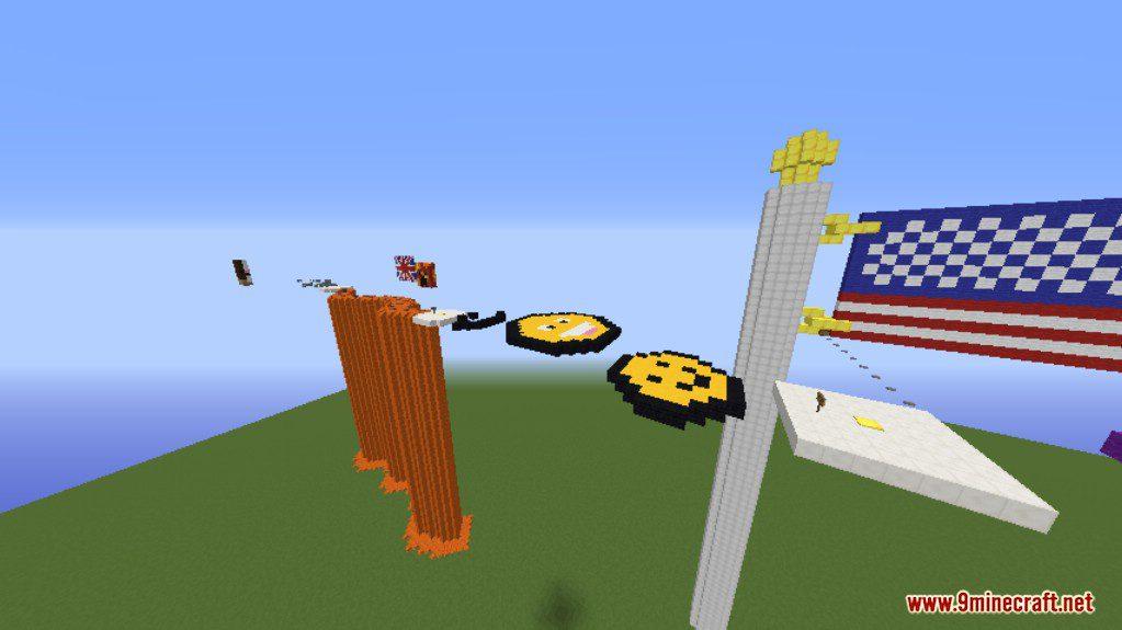 Jumpy Parkour Map Screenshots 2