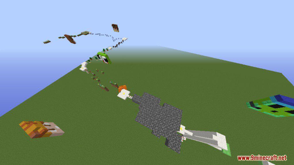 Jumpy Parkour Map Screenshots 8
