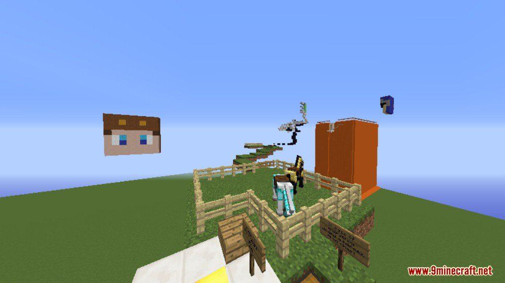 Jumpy Parkour Map Screenshots 9