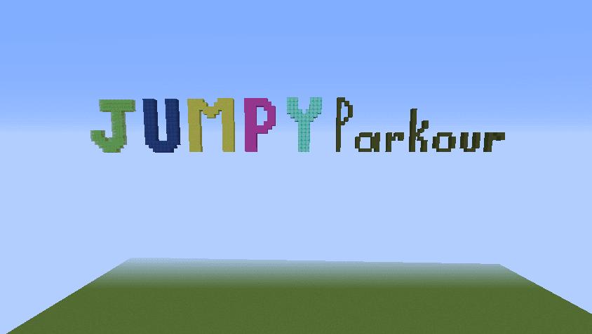 Jumpy Parkour Map Thumbnail