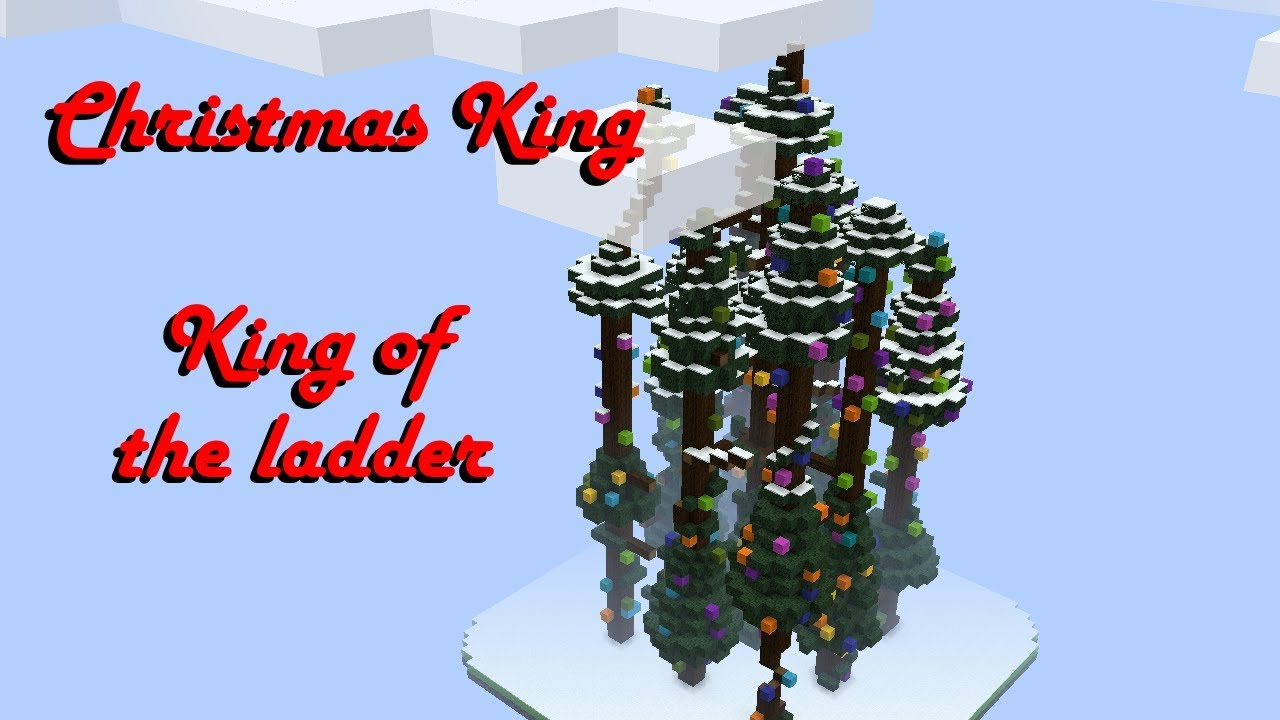 King of The Ladder – Christmas Style Map Thumbnail