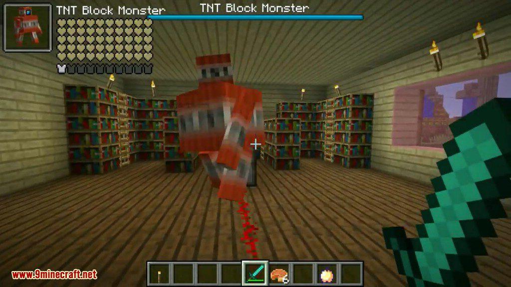 Living Block Monsters Reborn Mod Screenshots 16