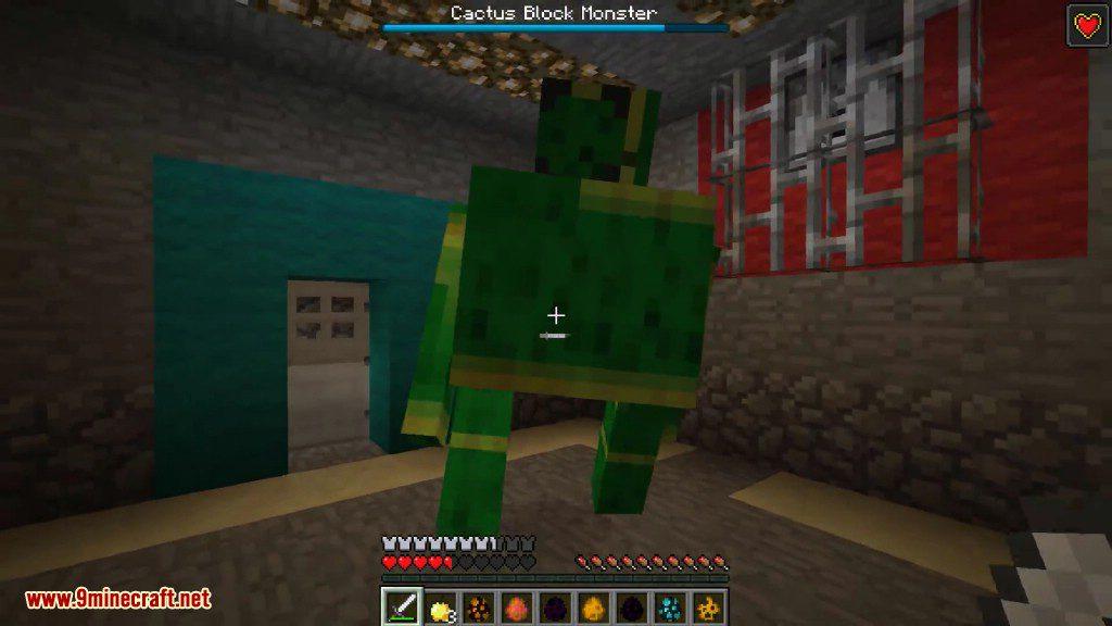 Living Block Monsters Reborn Mod Screenshots 4