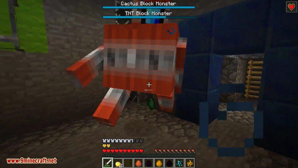 Living Block Monsters Reborn Mod Screenshots 5