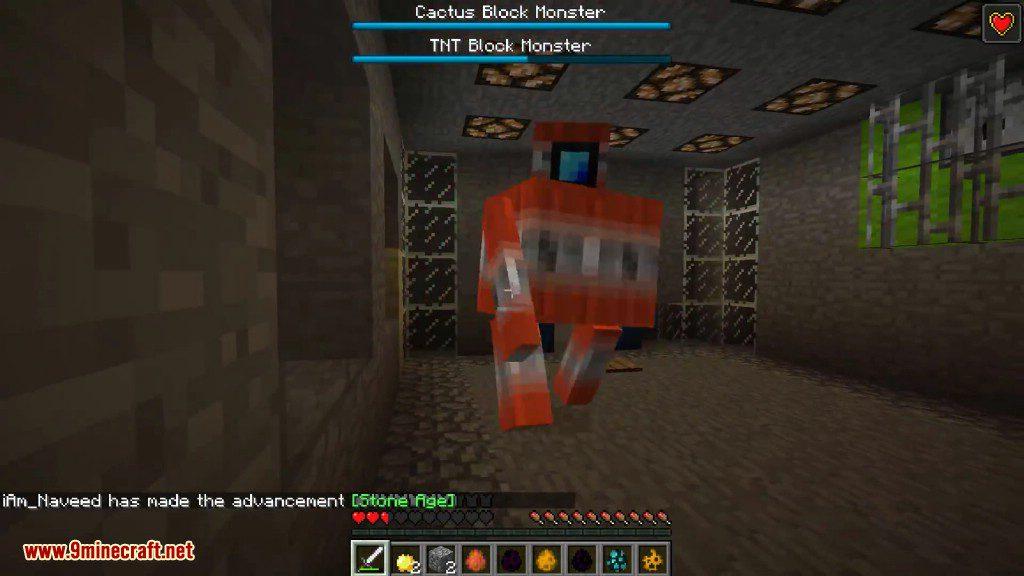 Living Block Monsters Reborn Mod Screenshots 6