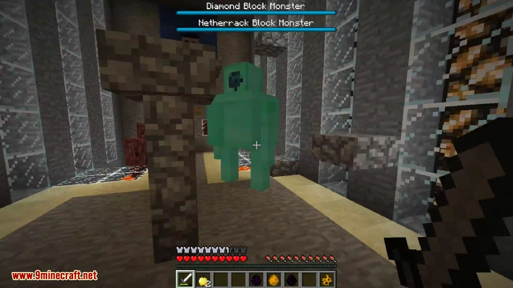 Living Block Monsters Reborn Mod Screenshots 7