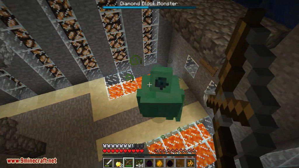 Living Block Monsters Reborn Mod Screenshots 8