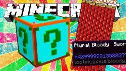 Lucky Block Plural Mod