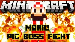 Mario Pig Boss Fight Map Thumbnail