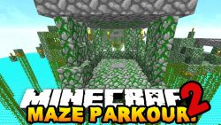 Maze Parkour 2 Map Thumbnail