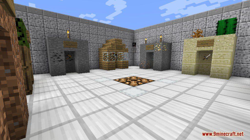 Maze Parkour Map Screenshots 1