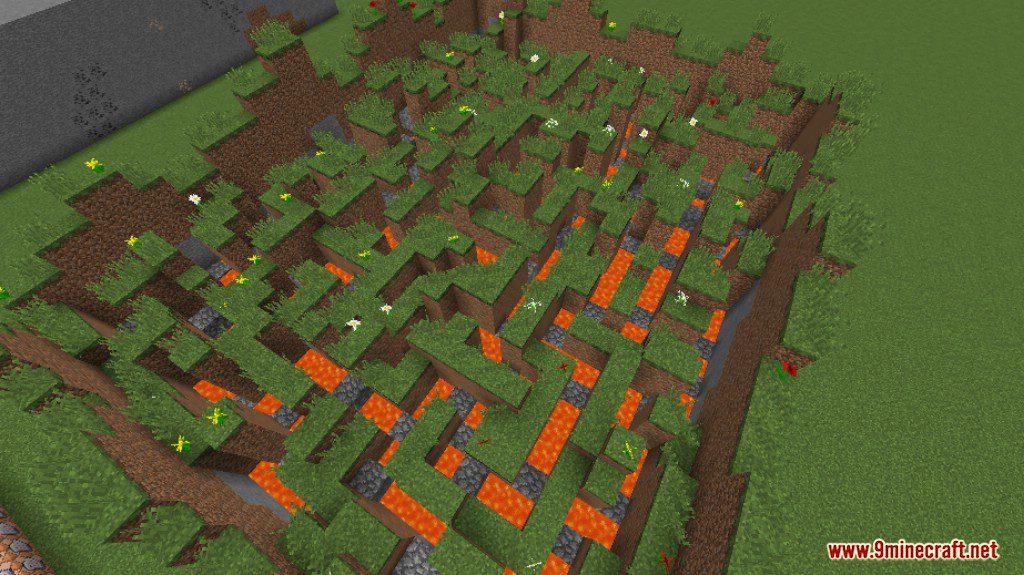 Maze Parkour Map Screenshots 3
