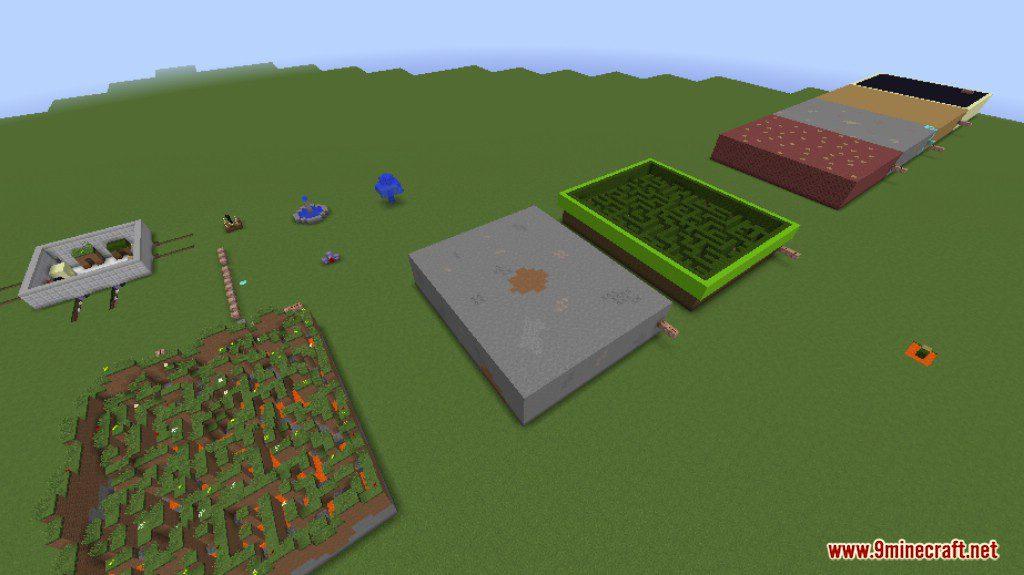 Maze Parkour Map Screenshots 5