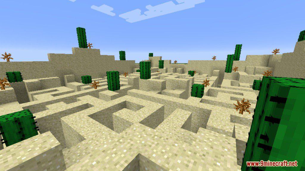 Maze Parkour Map Screenshots 6
